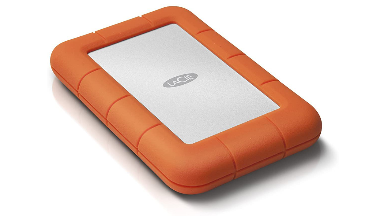 LaCie Rugged Mini 2TB: Toughest hard drive