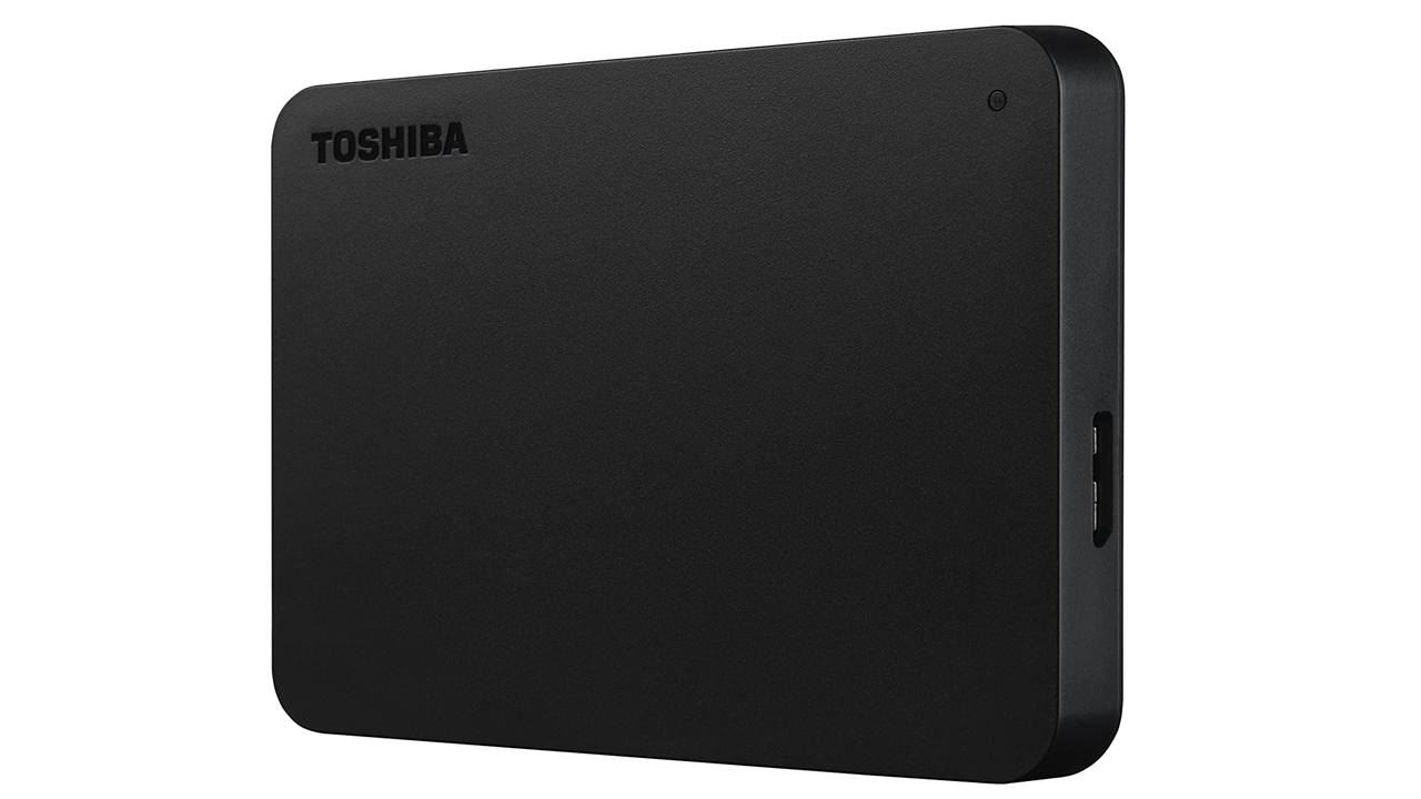 Toshiba Canvio Basics 2TB: Great value, and perfect for games consoles